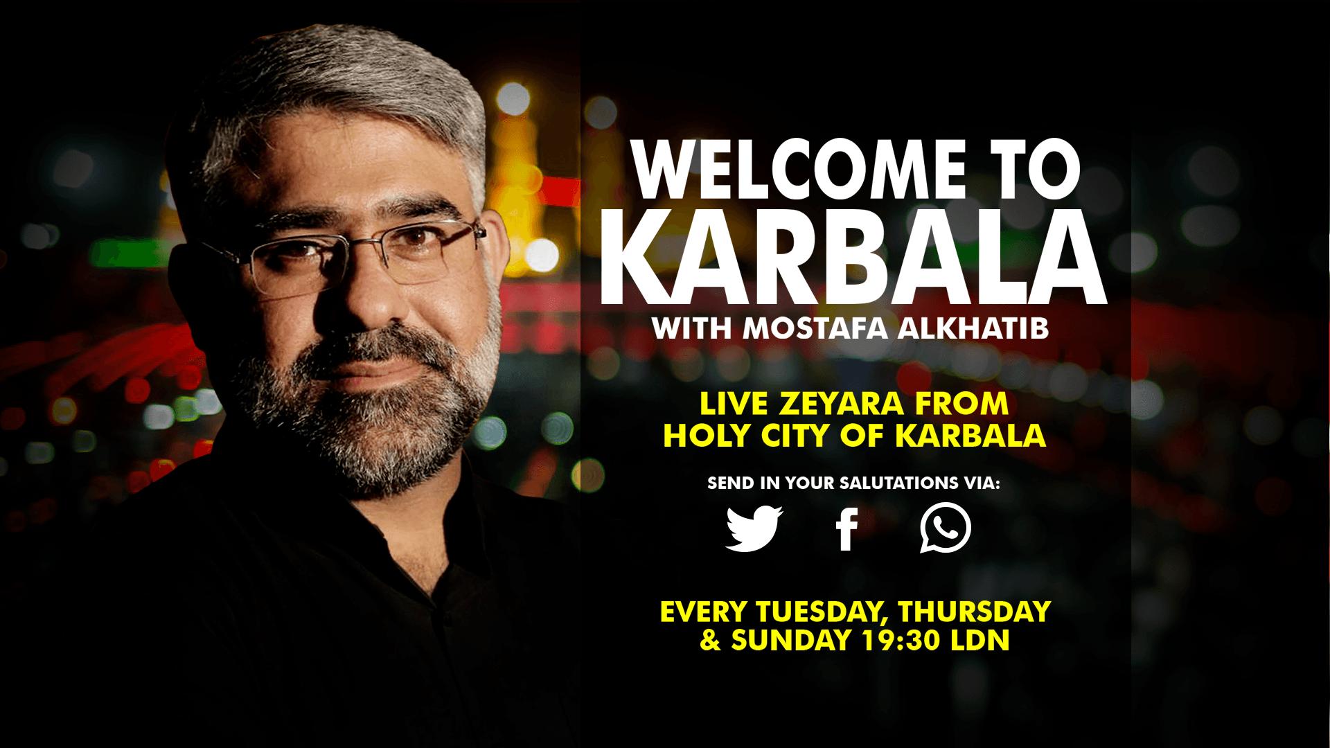 Imam Hussein 3 TV – Your gateway to Karbala